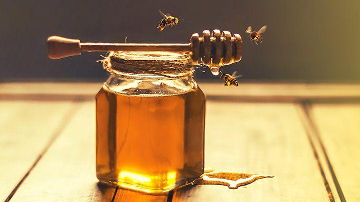 خواص عسل برای معده درد