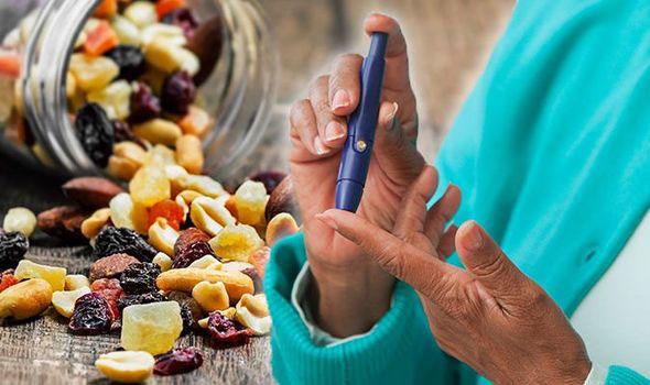 مویز و دیابت