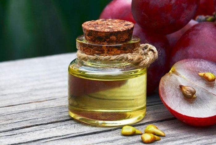 روغن هسته انگور برای پوست